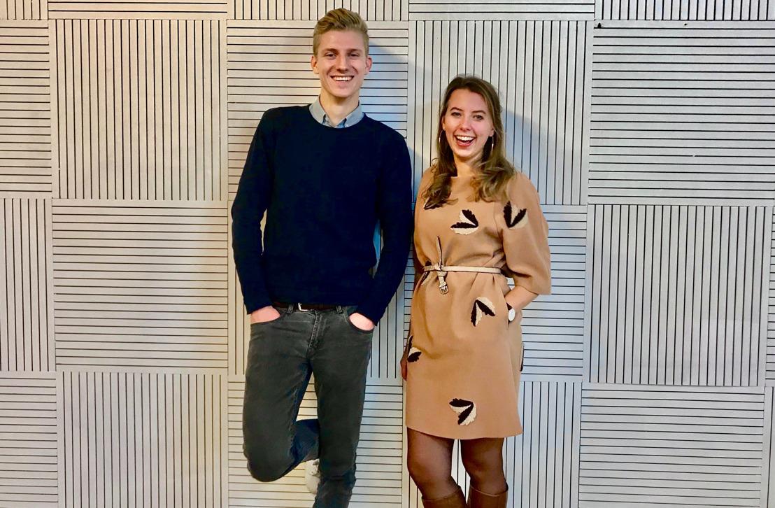 Brussels ondernemersduo van CitizenLab prijkt op prestigieuze Forbes' 30 Under 30-lijst
