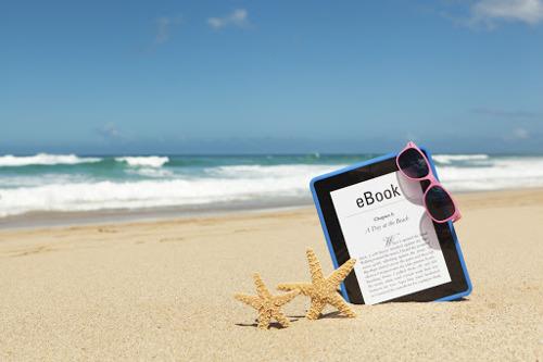 Libros que despertarán tus ganas de visitar la playa.