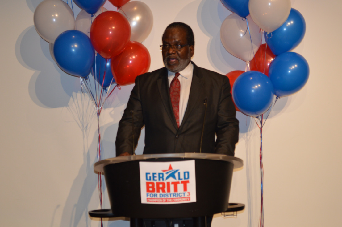 Gerald Britt - Candidate for Dallas City Council for District 3