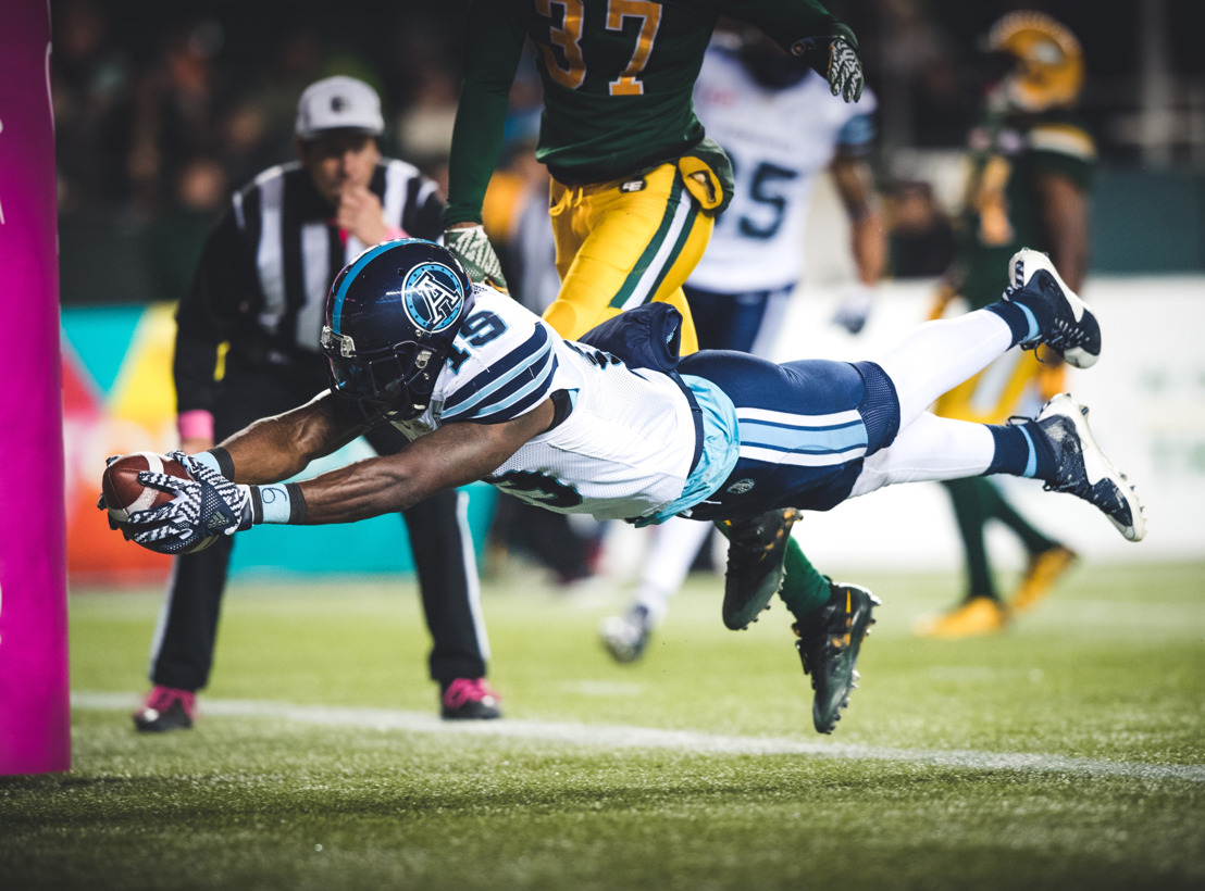 ARGOS RE-SIGN TWO-TIME CFL ALL-STAR S.J. GREEN THROUGH 2019