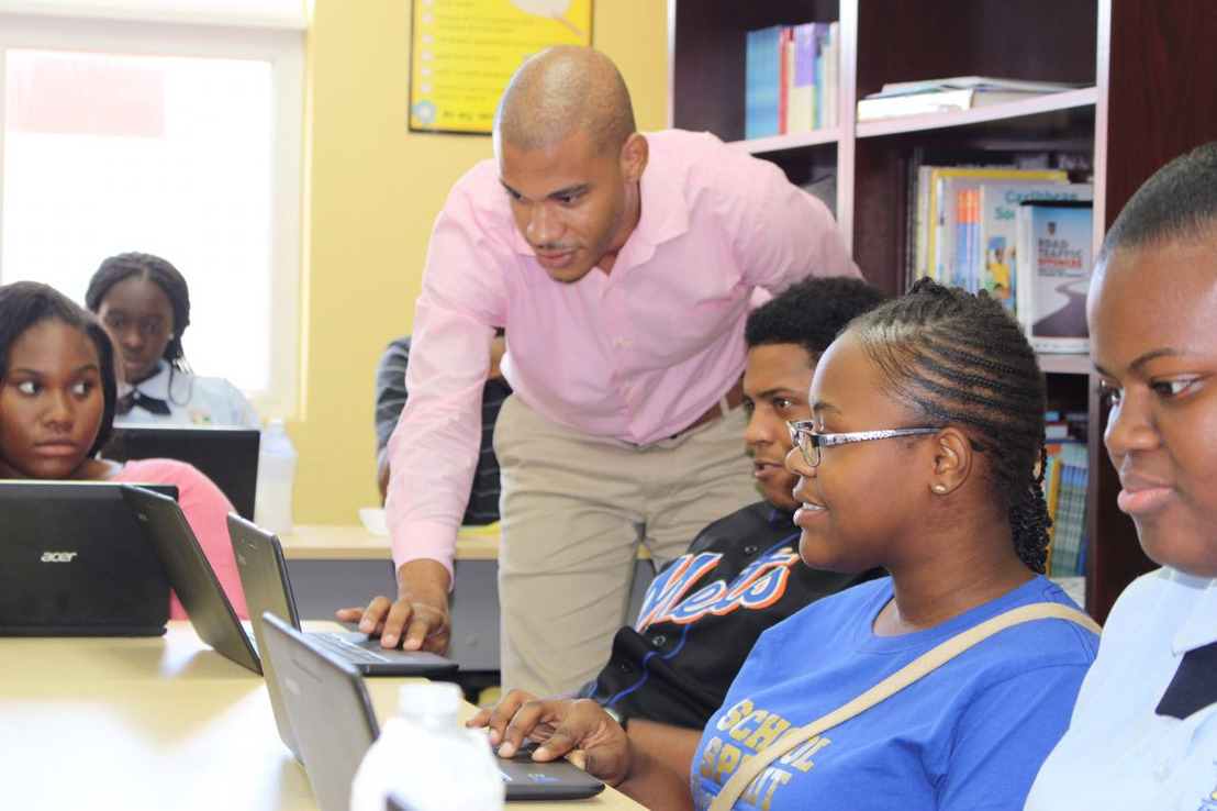 Helping Hurricane Affected Students: OECS Commission and CXC Collaborate using new Educational Technology