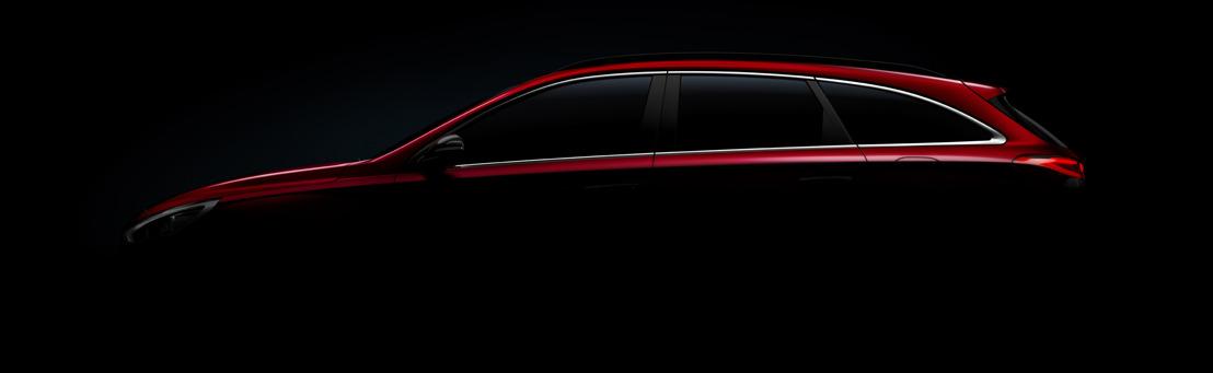 Hyundai Motor toont eerste indruk van de nieuwe generatie i30 Wagon