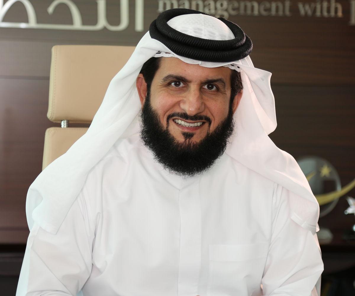 Jamal Abdulla Lootah, CEO of Imdaad
