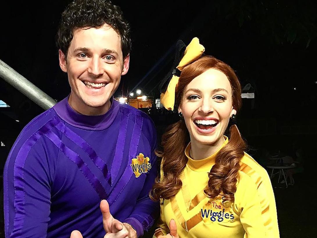 Lachy Wiggle & Emma Wiggle