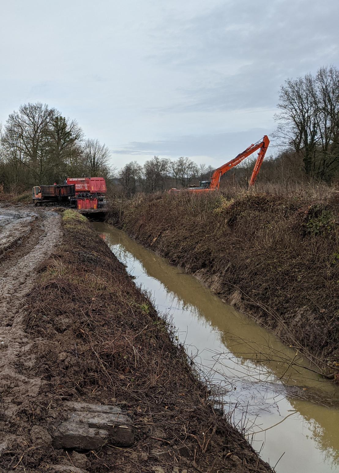 Sanering Leigracht in Oud-Heverlee voltooid