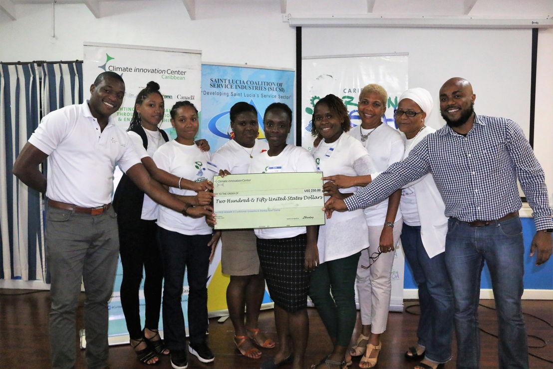 Third Prize Winners: Biogas.