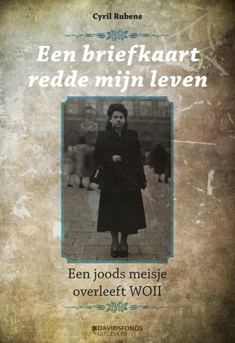 Preview: Net verschenen: 'Een briefkaart redde mijn leven. Een joods meisje overleeft WOII'