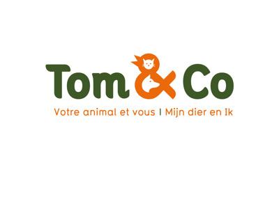 Tom&Co perskamer Logo