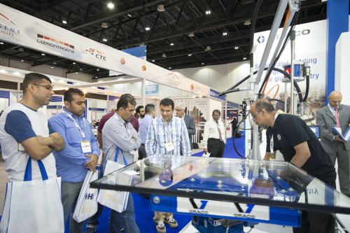 GLASS INDUSTRY BLOWN FORWARD IN MENA SUSTAINABILITY SWEEP