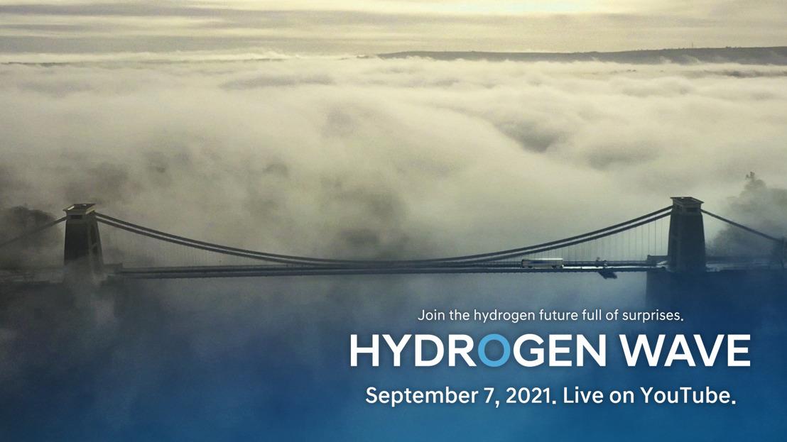 Le Hyundai Motor Group présente sa vision d'une future société à l'hydrogène dans le cadre d' «Hydrogen Wave»