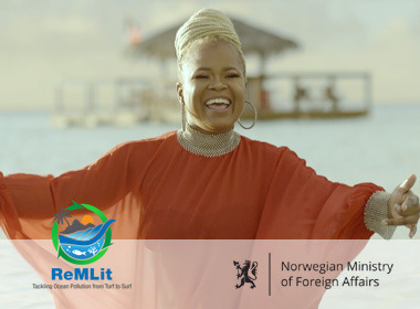 Preview: OECS Artistes Champion ReMLit Initiative to Reduce Marine Litter in the Eastern Caribbean