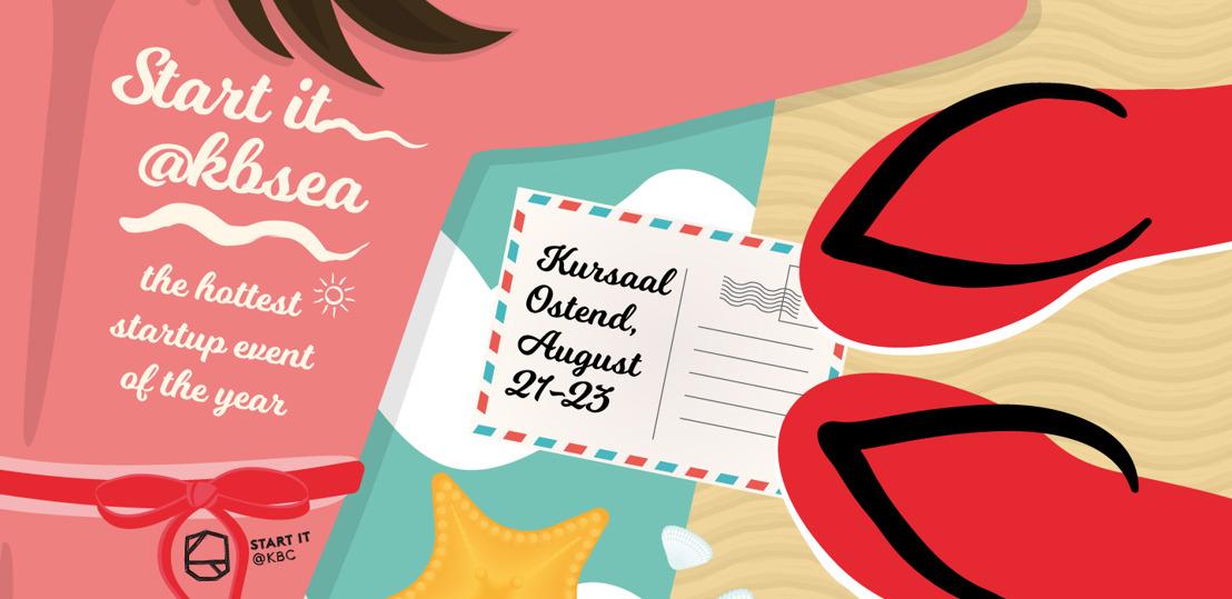 Save the date: Start it @KBSEA