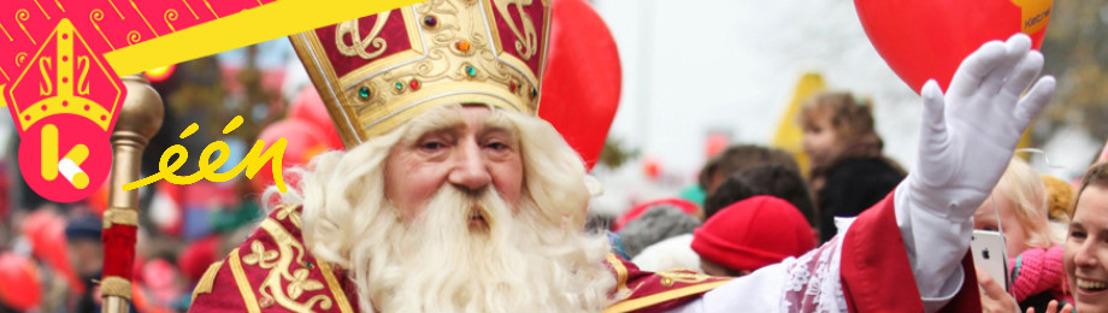 Telegram van de Sint: aankomst in Antwerpen op zaterdag 18 november