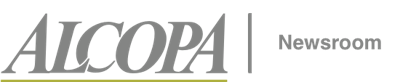 Alcopa press room Logo