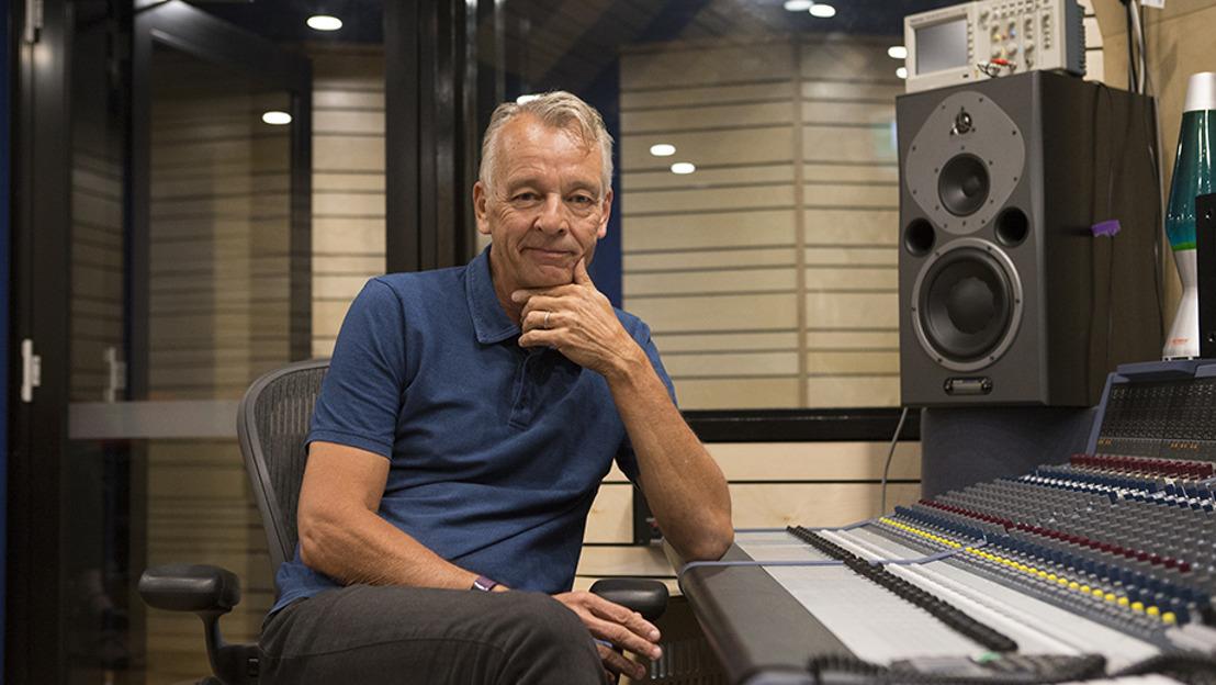 Award winning record producer Mark Optiz honored with ANU Coombs Fellowship