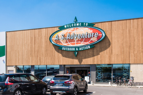 Preview: A.S.Adventure verdrievoudigt afhaalpunten voor online bestellingen