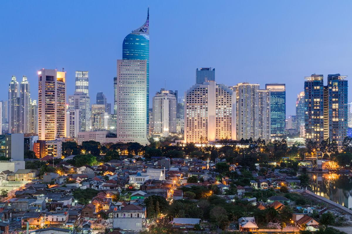 Jakarta, Indonesia | Shutterstock Image