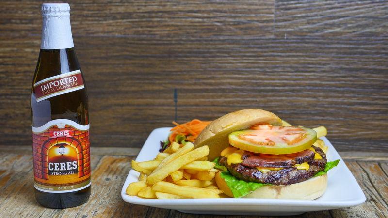 - Menù Sanremo - Roma Beer Company (Hamburger)