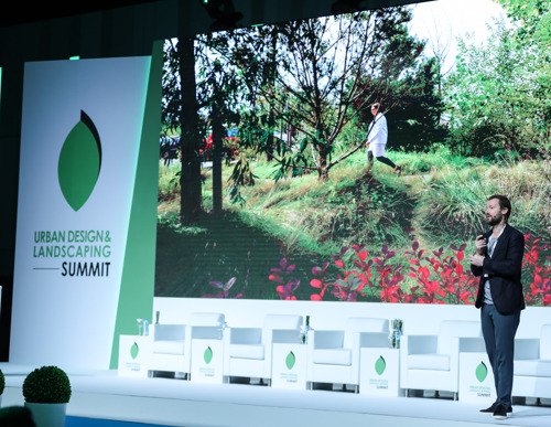 MAKING THE GCC GREENER, HEALTHIER AND MORE SUSTAINABLE A KEY FOCUS FOR THE FIRST URBAN DESIGN & LANDSCAPING SUMMIT