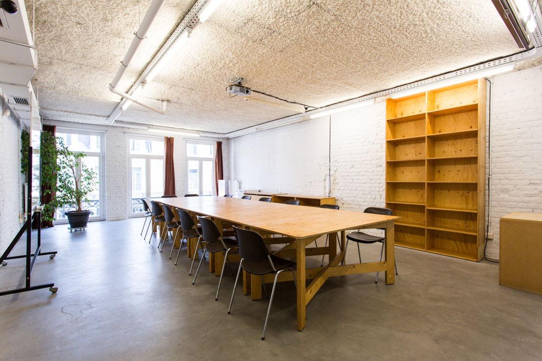Beursschouwburg - vergaderzaal © Bram Tack