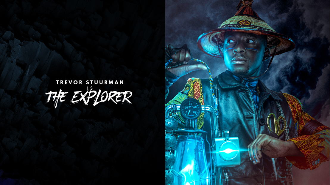 Trevor Stuurman - The Explorer