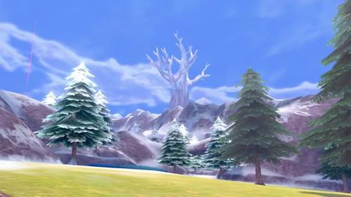 L'extension Les terres enneigées de la Couronne pour Pokémon Épée et Pokémon Bouclier est disponible