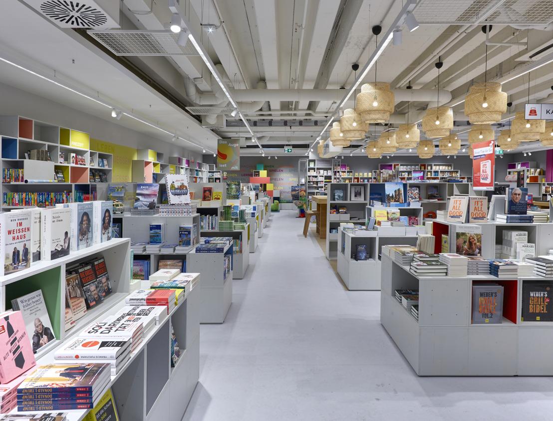 Hugendubel eröffnet im neuen Einkaufscenter Forum Schwanthalerhöhe neunte Filiale in München