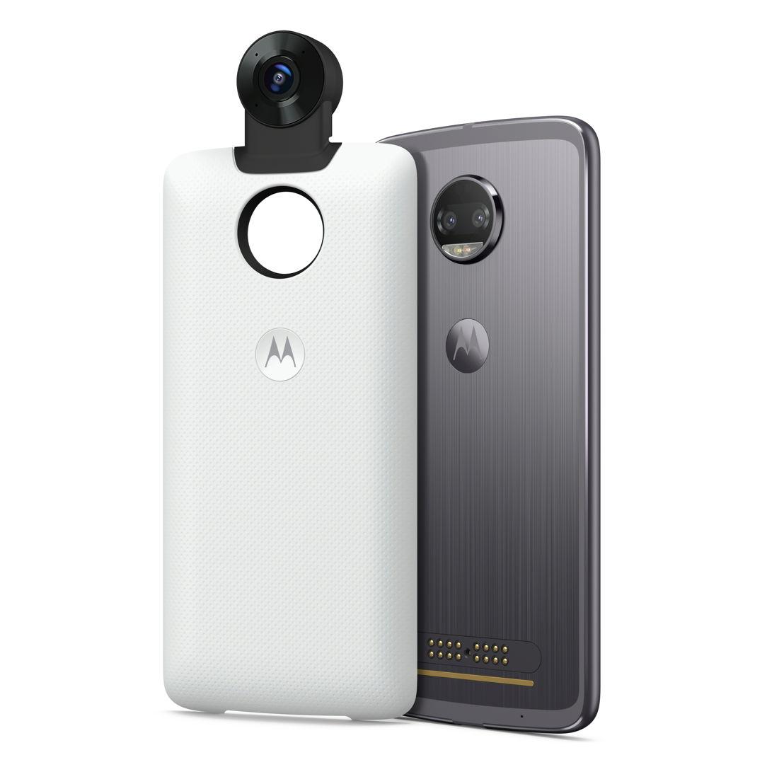 Moto 360° camera