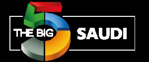 The Big 5 Saudi press room Logo