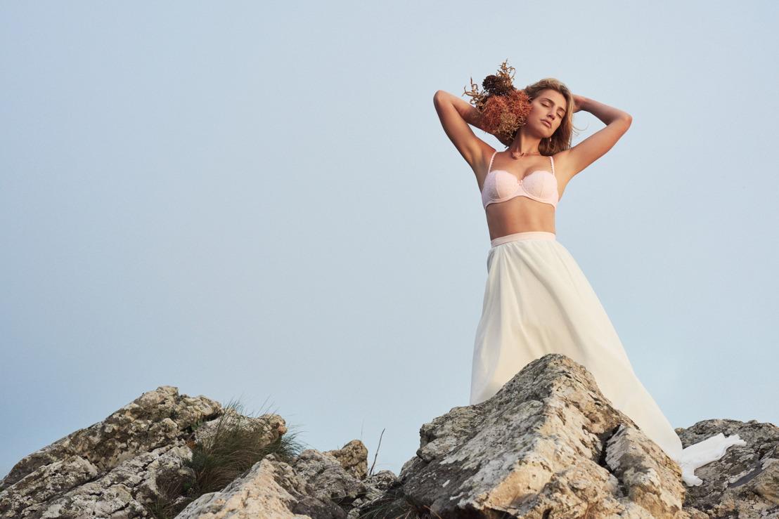 Marie Jo AW17. Bridal lingerie