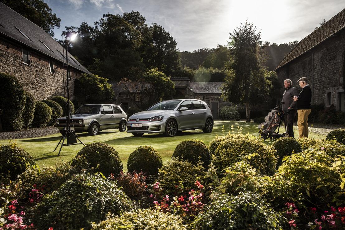 40e anniversaire de la Golf GTI (Photoshooting)