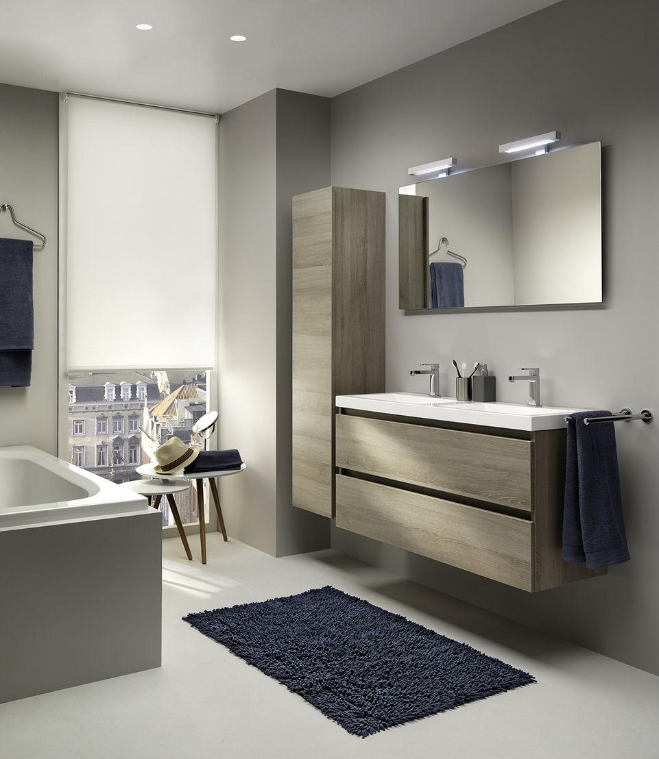 Desco lanceert lijn badkamermeubels op maat van kleine ruimtes