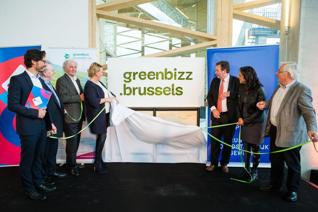 Inauguration Greenbizz, Bruxelles
