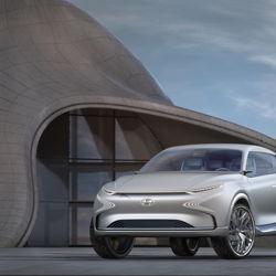 Hyundai Motor dévoile la prochaine génération de Fuel Cell Concept au Salon de l'Auto de Genève