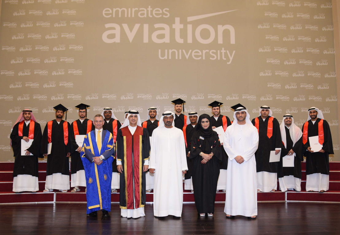 The graduating class of 2016 included 60 Emirates Group employees including 18 from Emirates Engineering.