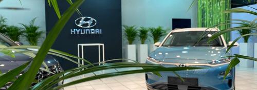 Hyundai start digitale januarimaand!