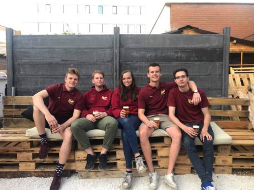 Niet-alcoholische cantus Leuvense studenten meteen uitverkocht