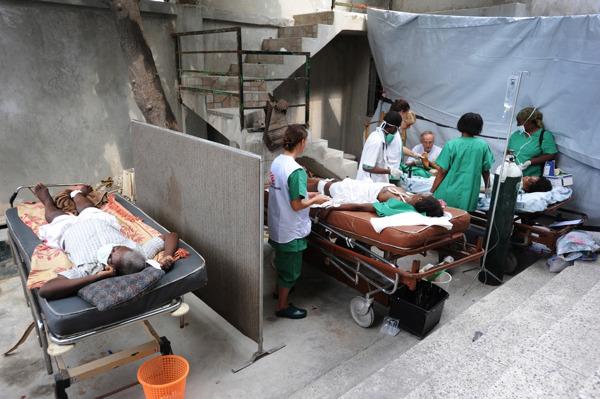 Preview: El sistema de salud de Haití, de nuevo al borde del colapso cuando se cumplen 10 años del terremoto que asoló el país