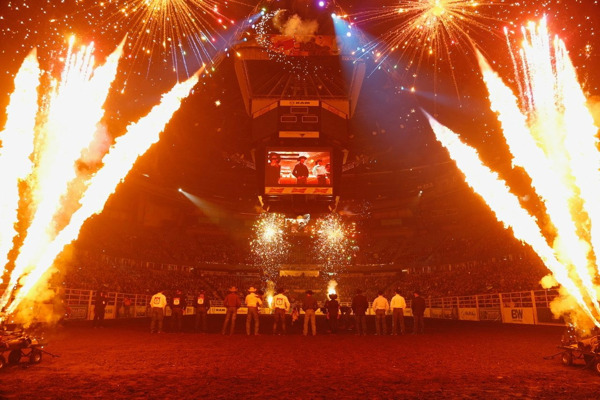 Preview: SWEETHEART OF THE RODEO: KESLER SOUND BRINGS FOCUSED LOW END TO WESTERN EVENTS WITH POWERSOFT'S M-FORCE