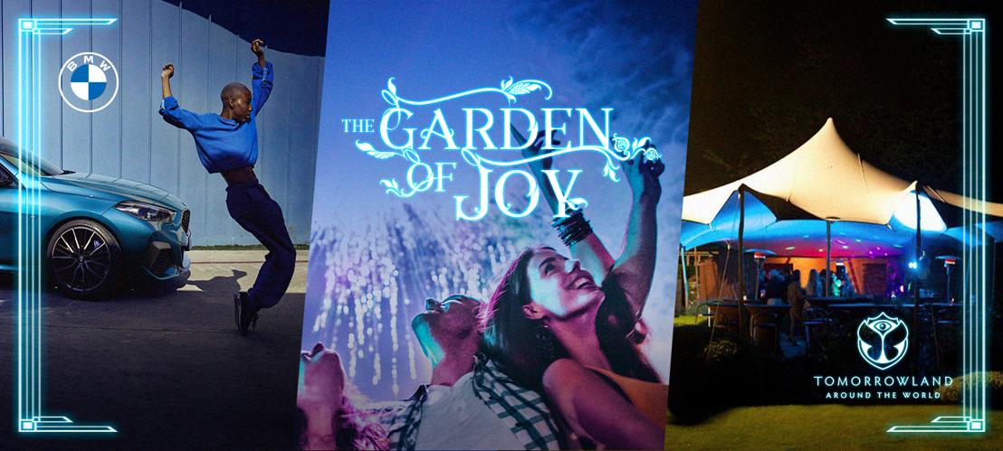 The Garden of Joy : l'expérience magique Tomorrowland à domicile de BMW et TBWA