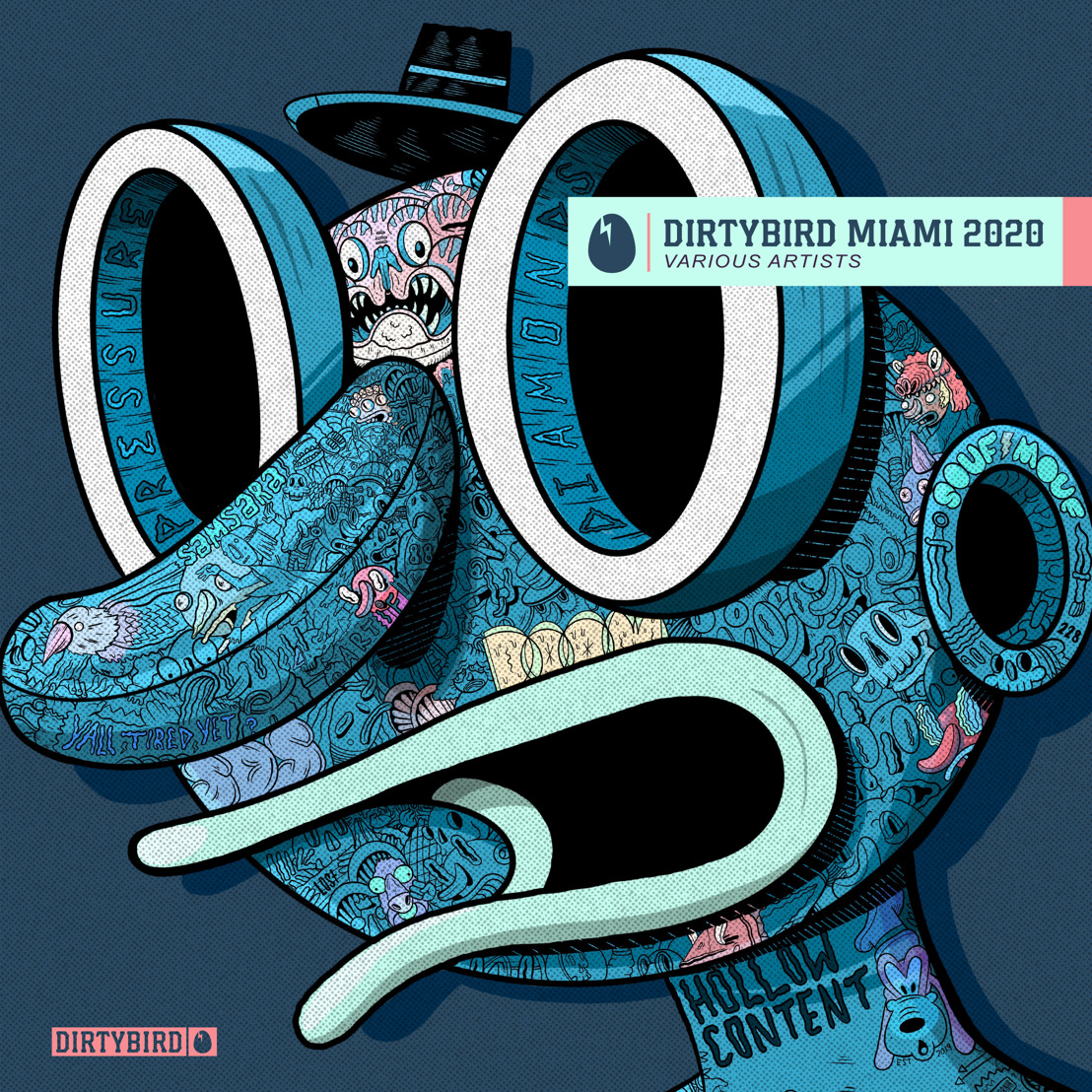DIRTYBIRD Brings Miami Music Week to your Living Room with 'Miami 2020' Compilation