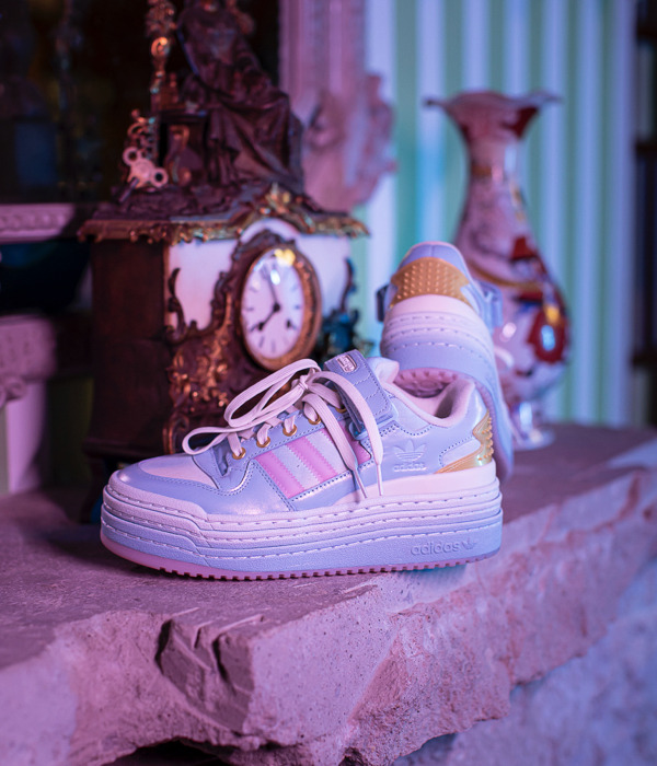 adidas Originals y Walt Disney Company presentan: Sleeping Triple Beauty
