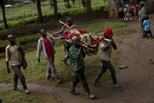 D.R. Congo: dringend extra humanitaire hulp nodig in Noord-Kivu
