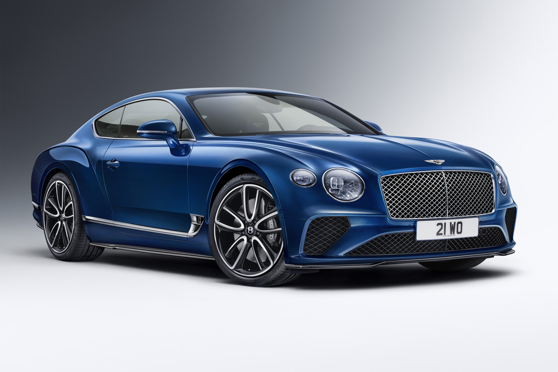 STYLING SPECIFICATION SHARPENS BENTLEY'S SPORTING EDGE