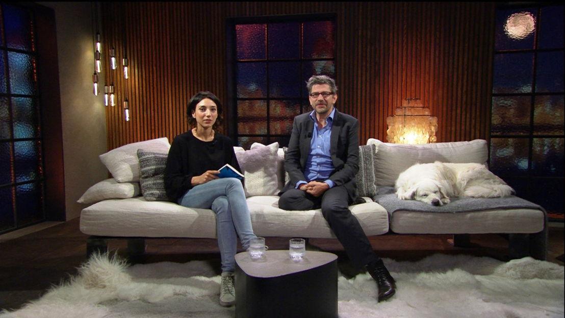 Lara Chedraoui en Wim Helsen - (c) Panenka