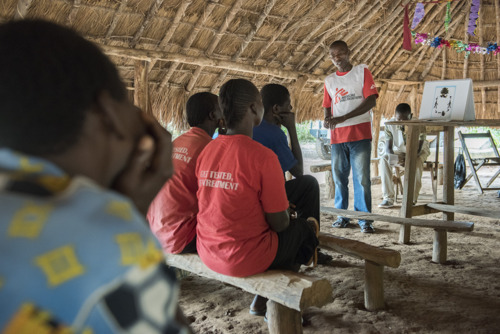 HIV isn't a death sentence – even in Africa's conflict hotspots