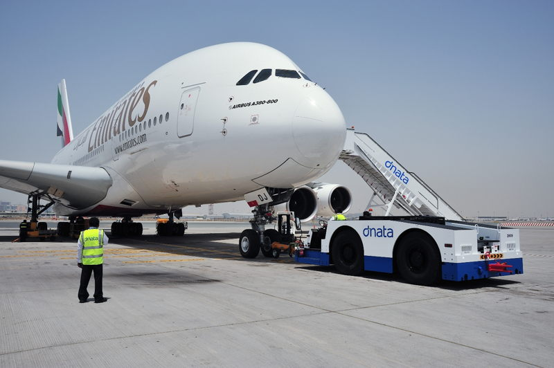 The Emirates Group today announced its 27th consecutive year of profit.
