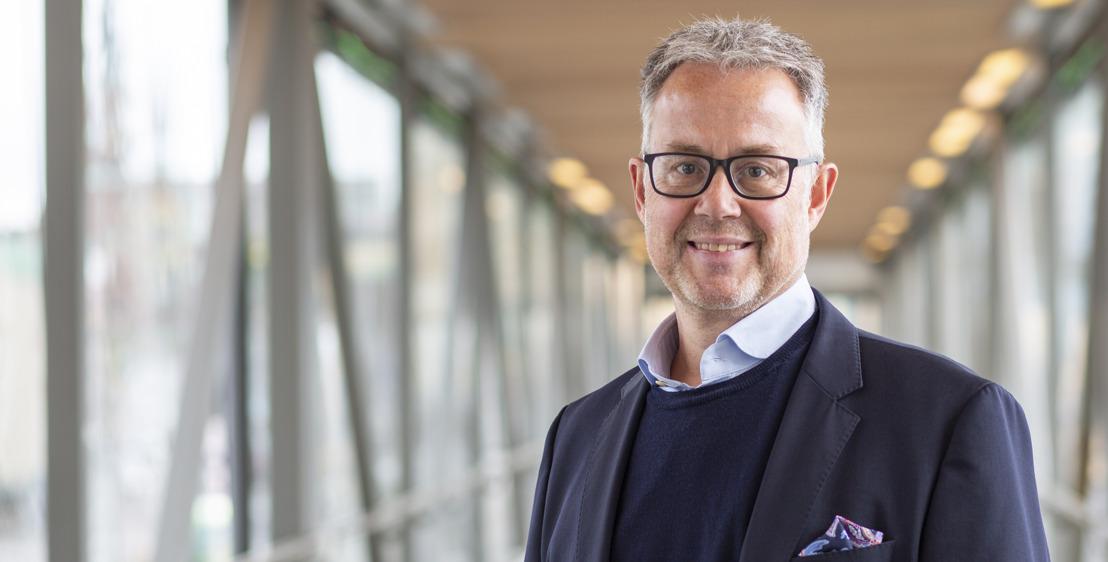 Stefan Sonesson utsedd till ny Sverigechef för Mercy Ships