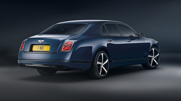 Preview: BENTLEY CELEBRATES ICONIC MULSANNE AND LEGENDARY ENGINE WITH UNIQUE FINAL '6.75 EDITION'