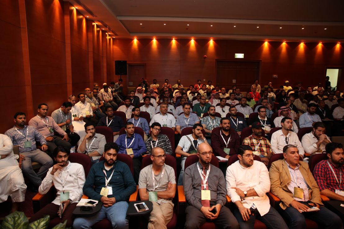 A workshop at The Big 5 Saudi 2016